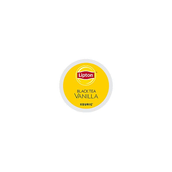 Lipton Black Tea Vanilla K-Cups