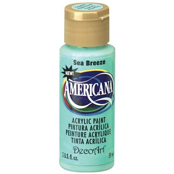 Deco Art Americana Sea Breeze Acrylic Paint