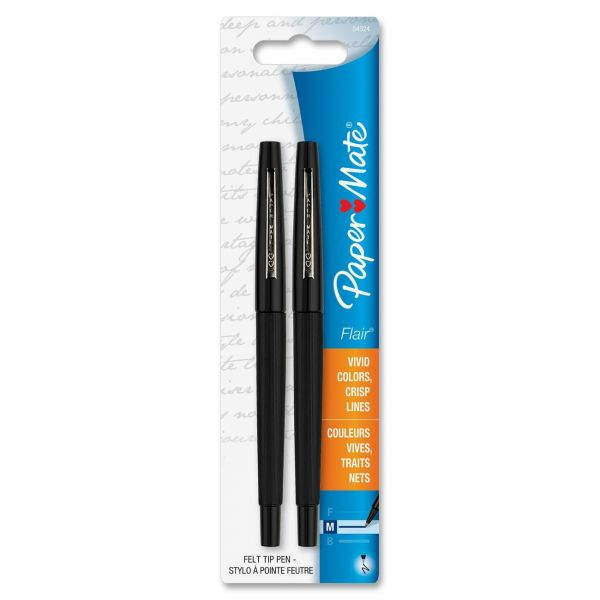 Paper Mate Flair Felt Tip Pens