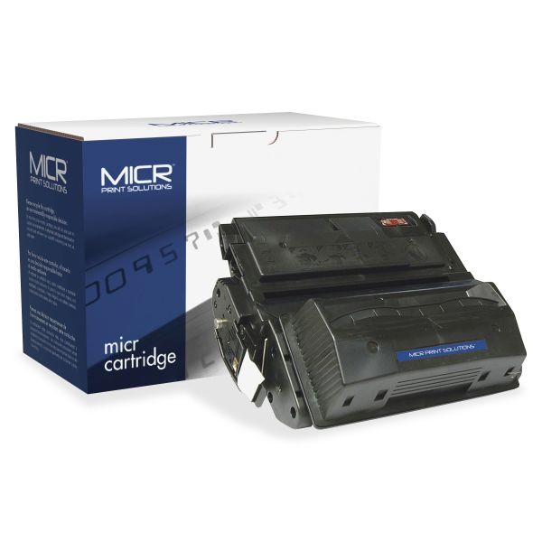 MICR Print Solutions Remanufactured HP Q1339AM MICR Toner Cartridge