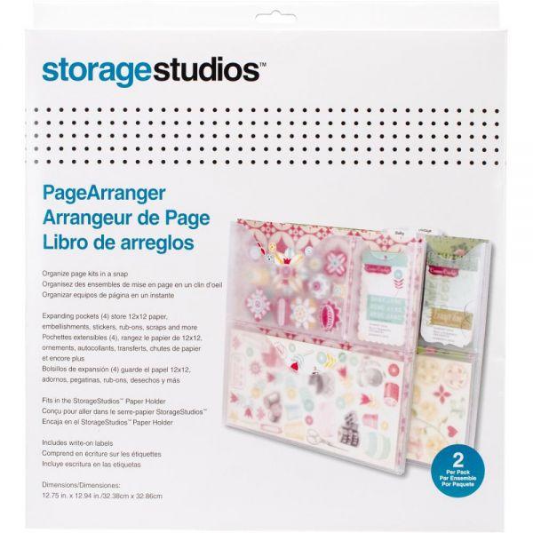 Storage Studios PageArranger