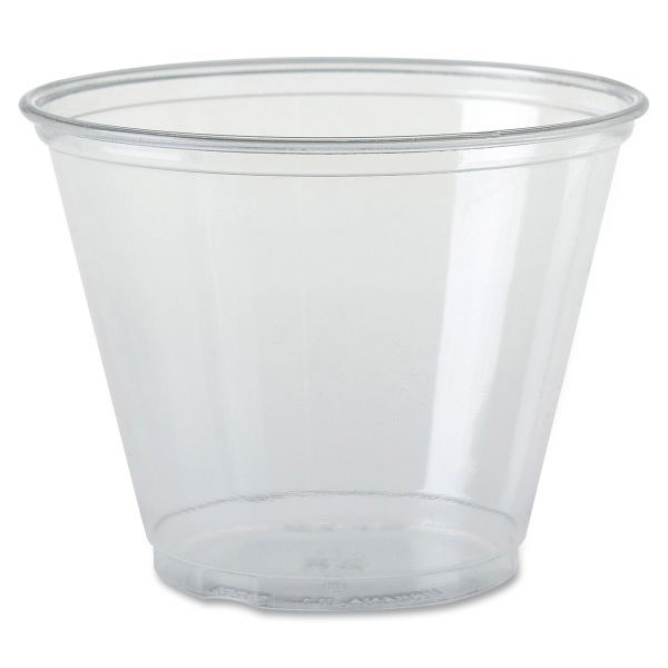 SOLO Ultra Clear 9 oz Plastic Cups