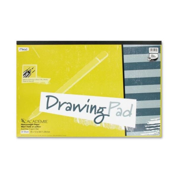Mead Academie Drawing Pad