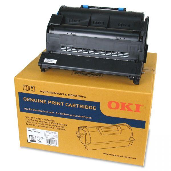Oki 45488901 Black Toner Cartridge