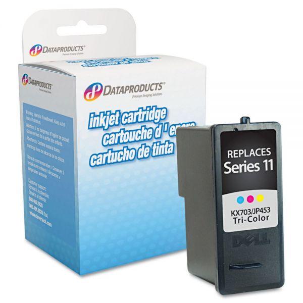 Dataproducts Remanufactured Dell Series 11 Color High Yield Ink Cartridge