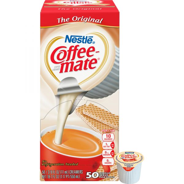 Coffee-Mate Coffee Creamer Mini Cups