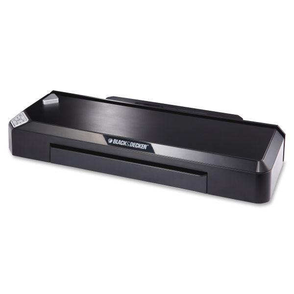Black & Decker Flash Pro XL Thermal Laminator