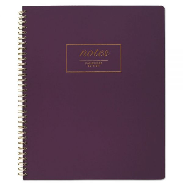 Cambridge Fashion Twinwire Business Notebook