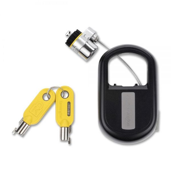 Kensington MicroSaver K64538 Keyed Retractable Notebook Lock