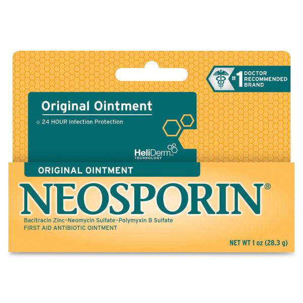 Neosporin Soothing Antibiotic Ointment