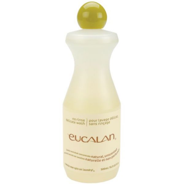 Eucalan Natural No Rinse Delicate Wash