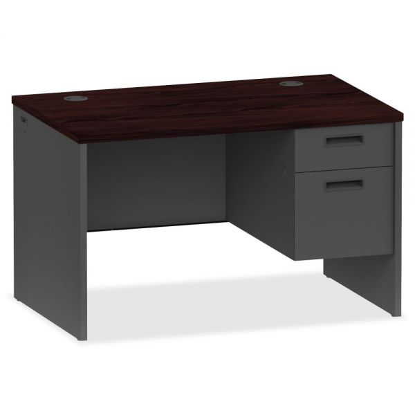 Lorell 97000 Series Modular Pedestal Computer Desk