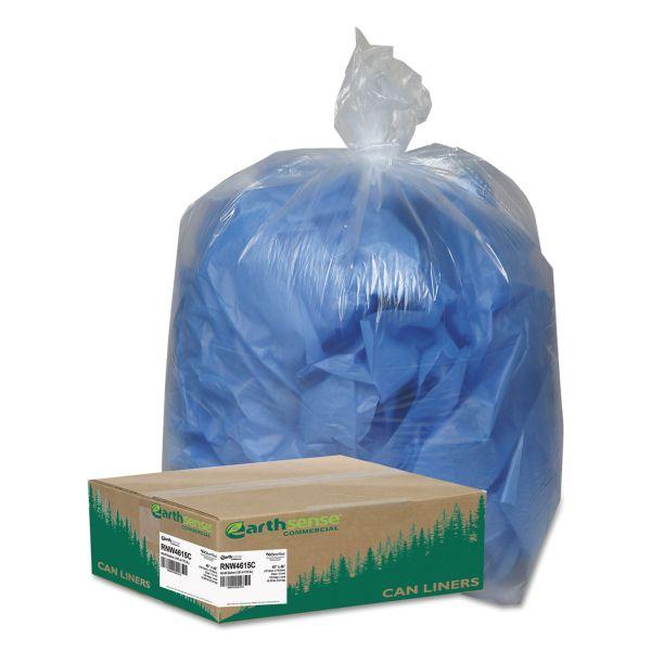 Earthsense Recycled 45 Gallon Trash Bags