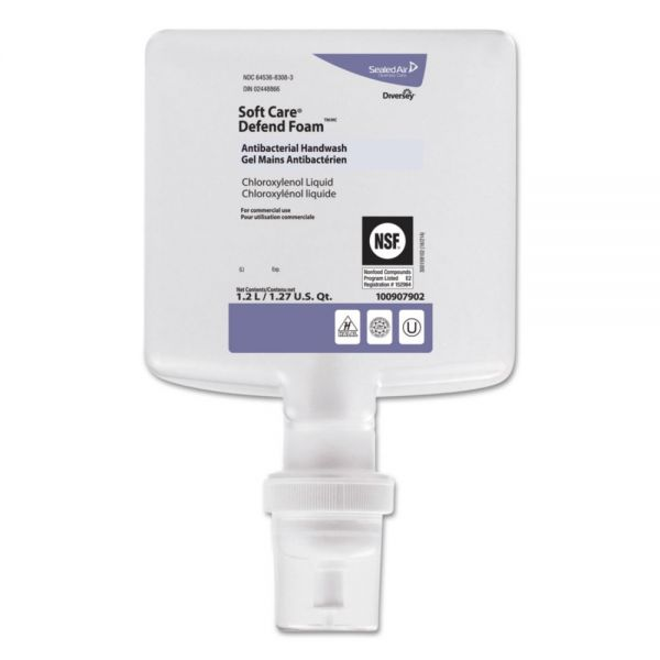 Diversey Soft Care Defend Foaming Hand Soap Refills