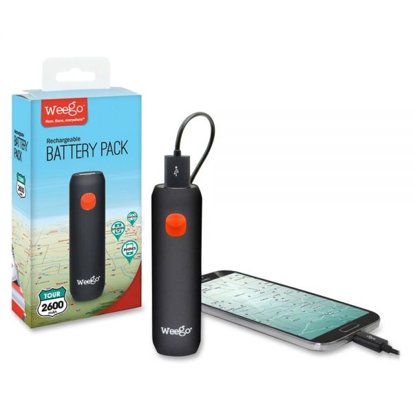 Weego Tour 2600 Battery Pack