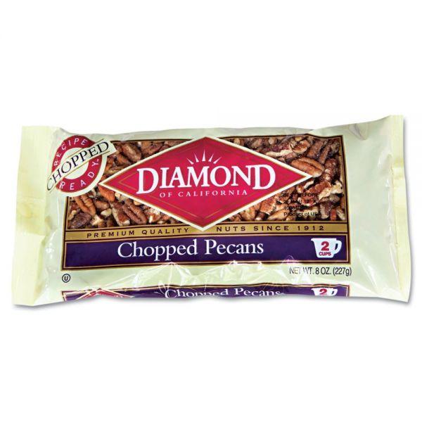 Diamond of California Chopped Pecans