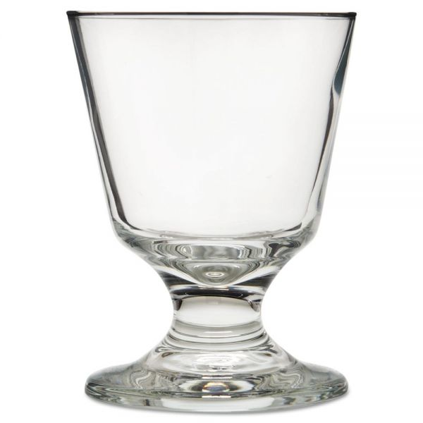 Libbey Embassy 5.5 oz Footed Rocks Glasses