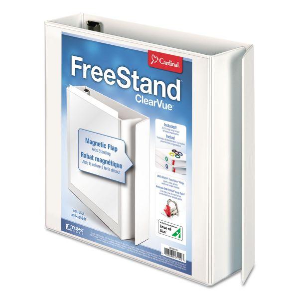 """Cardinal FreeStand 2"""" 3-Ring View Binder"""