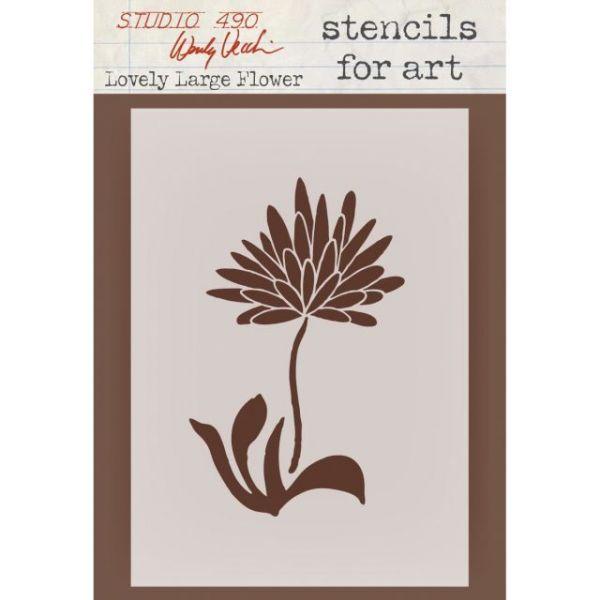"""Wendy Vecchi Studio Stencil Collection 6.5""""X4.5"""""""