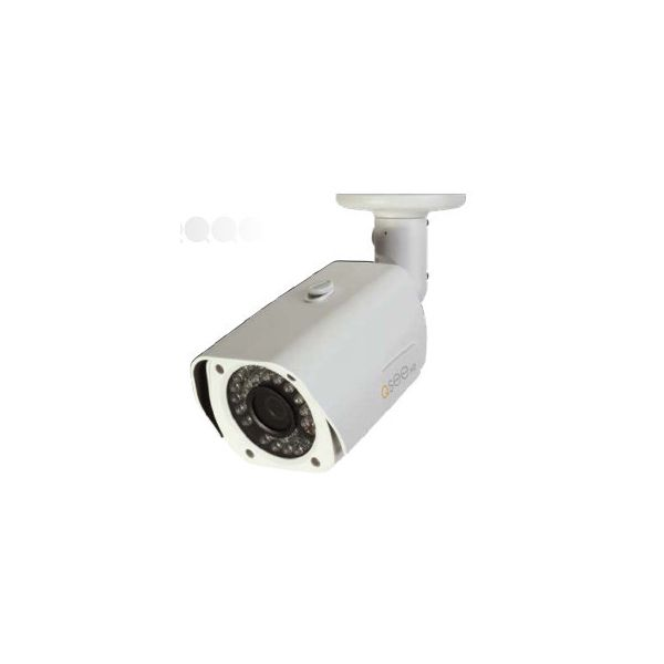 Q-see QCN8033B 3 Megapixel Network Camera - Color, Monochrome