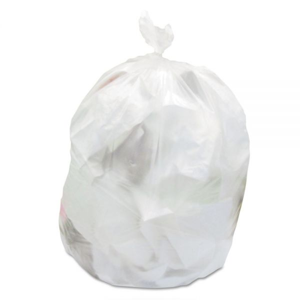 Jaguar Plastics Nonperforated Coreless 7 Gallon Trash Bags