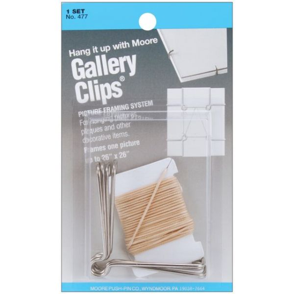 Gallery Clips Set