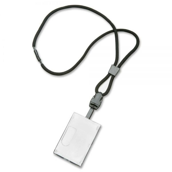 SKILCRAFT Smart Card Holder Breakaway Lanyards