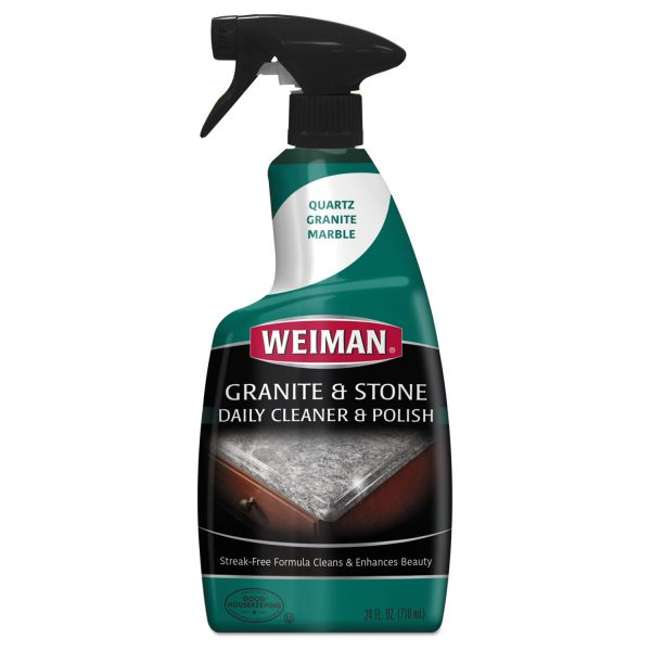 WEIMAN Granite & Stone Daily Cleaner & Polish