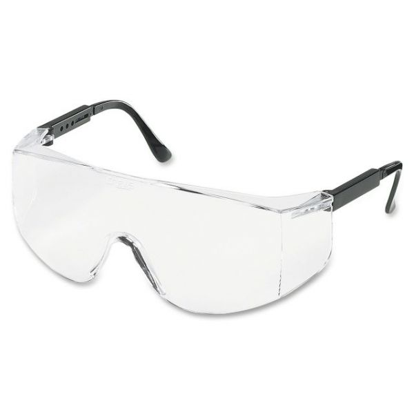 Crews Tacoma Spatula Temples Safety Glasses