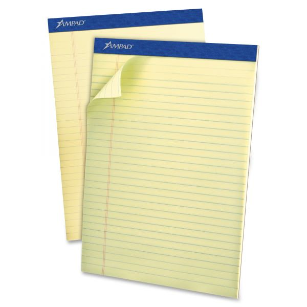Ampad Evidence Letter-Size Legal Pads