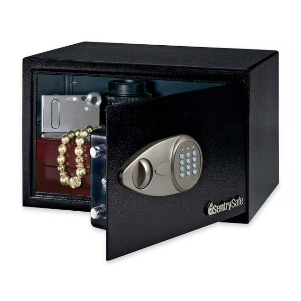 Sentry Safe Small Security Safe w/ Electronic Lock