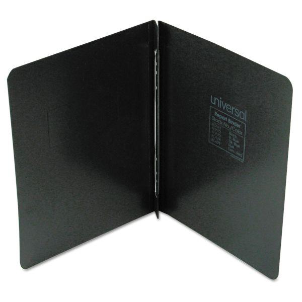 Universal Black Pressboard Report Cover