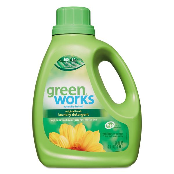 Green Works Liquid Laundry Detergent