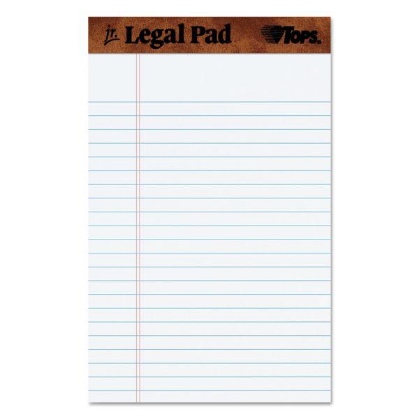 TOPS Junior Legal Pads