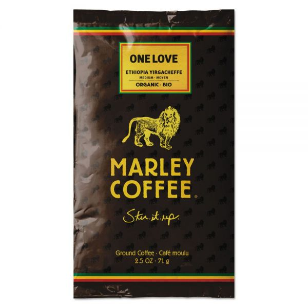 Marley Coffee Fractional Packs