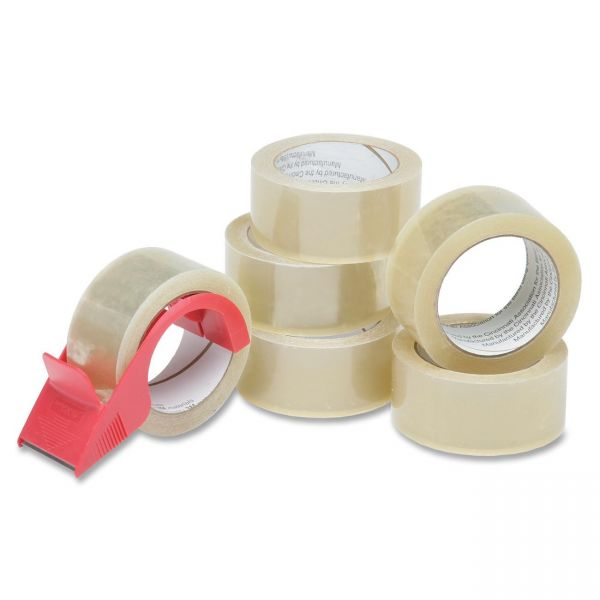 "Skilcraft Commercial Grade 2"" Packing Tape with Dispenser"