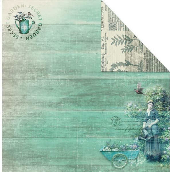 Country Living Double-Sided Cardstock