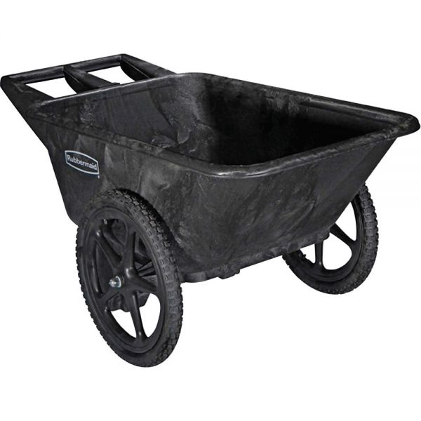 Rubbermaid Commercial Big Wheel Cart