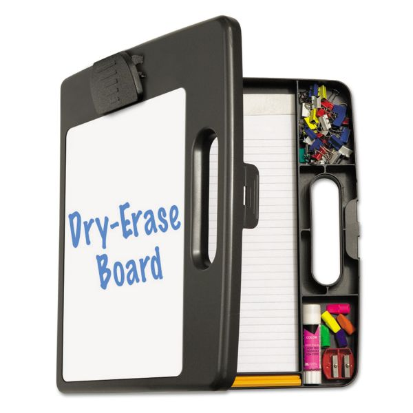 Officemate Portable Dry Erase Storage Clipboard