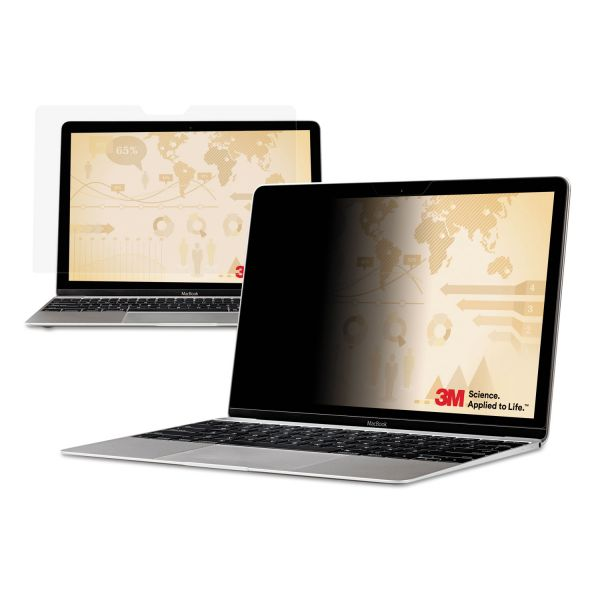 "3M PF12.1 Privacy Filter for Laptop 12.1"" Clear"