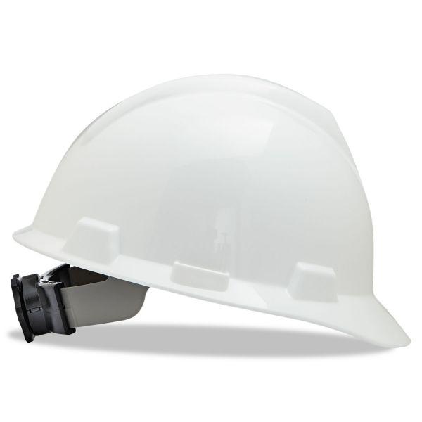 MSA Large Size V-Gard Hard Hat