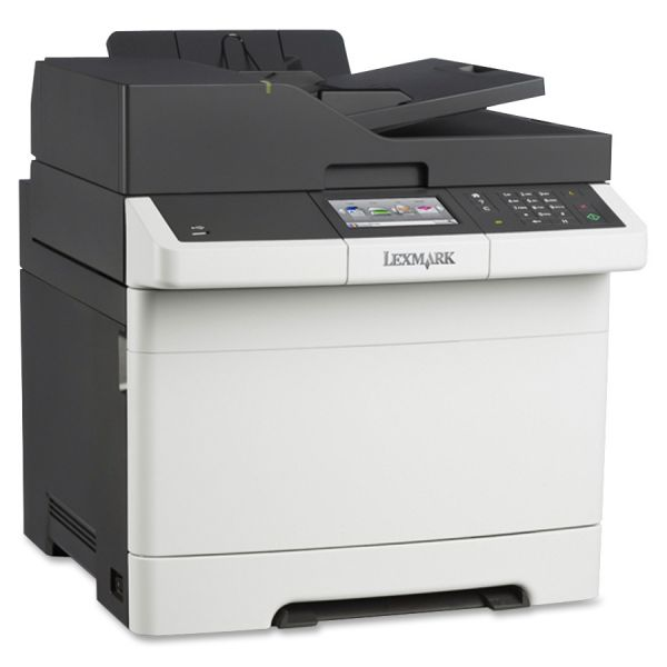 Lexmark CX410E Laser Multifunction Printer