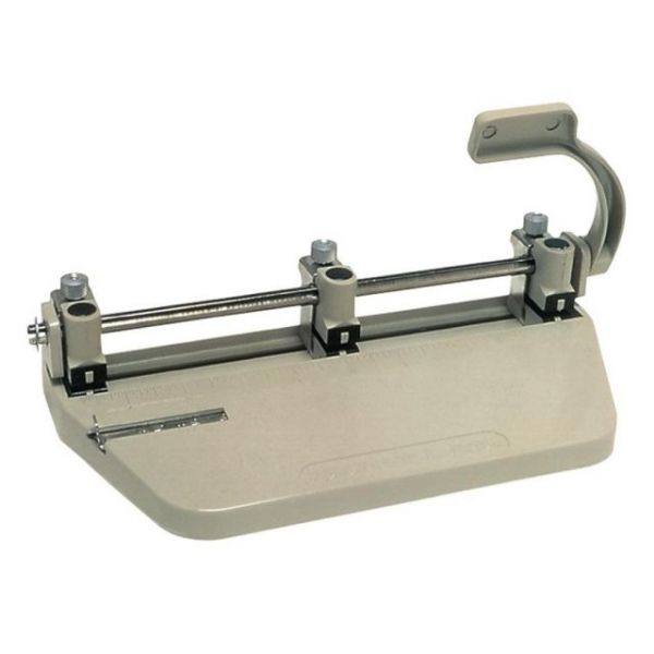 SKILCRAFT Adjustable Three-Hole Punch