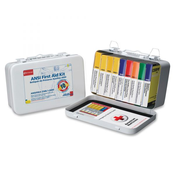 First Aid Only ANSI-Compliant First Aid Kit