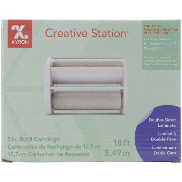"Xyron 5"" Creative Station Laminate Refill Cartridge"