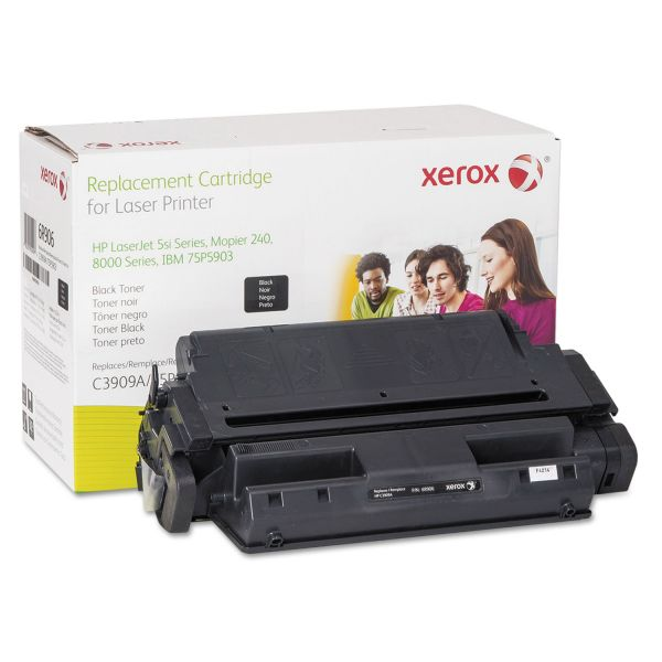 Xerox Remanufactured HP 09A Black Toner Cartridge