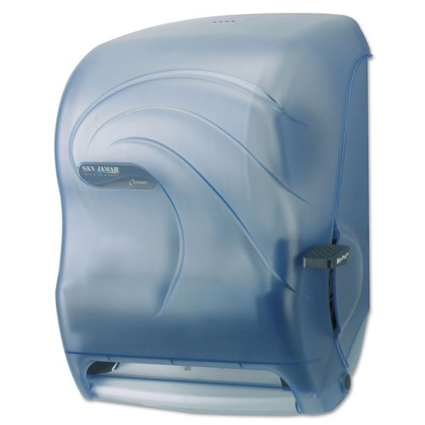 San Jamar Lever Roll Paper Towel Dispenser