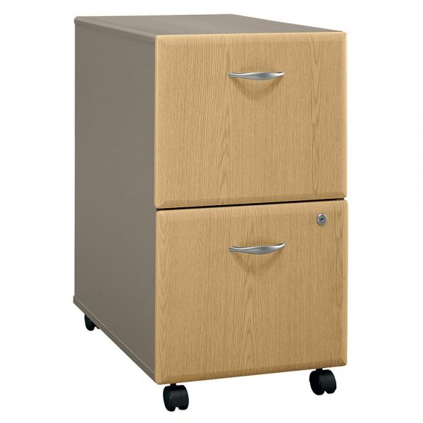 bbf Series A Two Drawer File by Bush Furniture