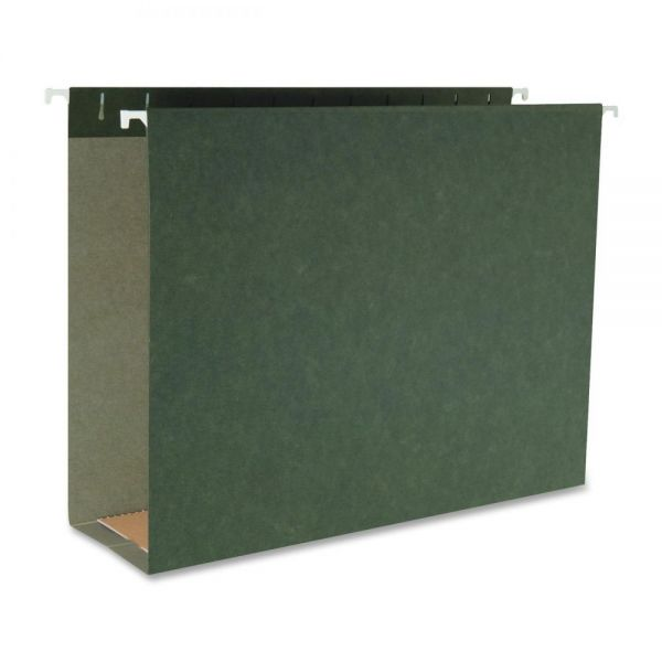 Business Source Hanging Box Bottom File Folders