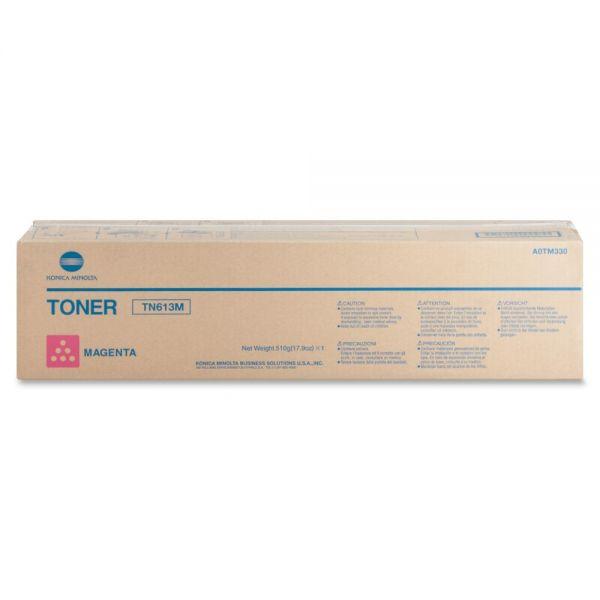 Konica Minolta TN-613M Magenta Toner Cartridge